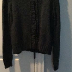 Wooden Ships Sweaters - Grayish/green cardigan